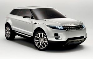 Land Rover LRX Concept by TheCarloos