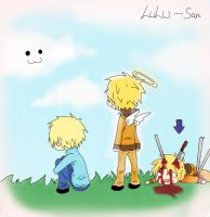 Kenny and butters... by ThatlooserLulu