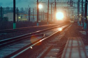 train light by Griffmadar