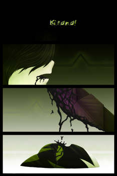 Proxy Creed: Inked in Blood - Prologue Page 1 by KittyDarner