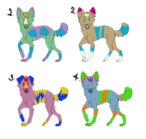 10 point adopts by scatteredSparks