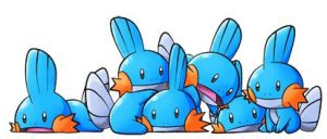 Mudkips by Sommer311