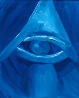 All Seeing Eye by WilsonGraphics
