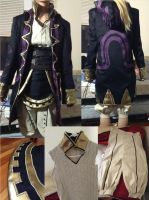 Fire Emblem Awakening: Tactician Commission by Mei-Hoshi