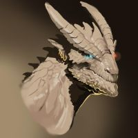 Dragon Head by Pacelic