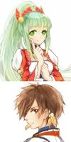 TOZ doodles by Lyra-Kotto