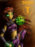 TT: Save The Titans - Starfire by teentitans