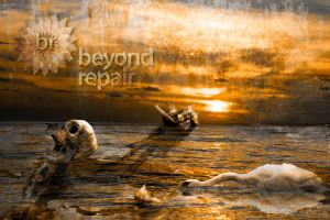 Beyond Repair 3 + logo by pregnantchaos