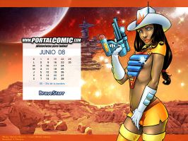 BraveStarr by PortalComic