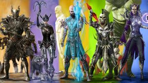 diablo 3 warriors by doneplay