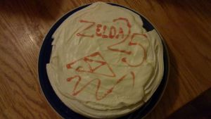 Happy Birthday Zelda by SirTobbii