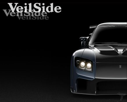 veilside fortune rx7 by dhedheahmed