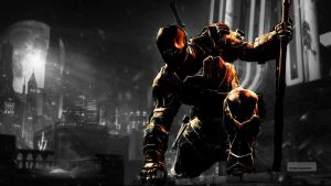 Deathstroke, Batman Arkham Origins by drromeo12