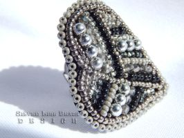 Jack Sparrow's Bride Ring by SilverLineBeads