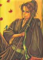 Tail of the Moon_Hanzo by BlueFrog597
