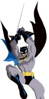Batman by BrandonVietti