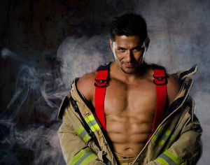 The Firefighter by fileboy