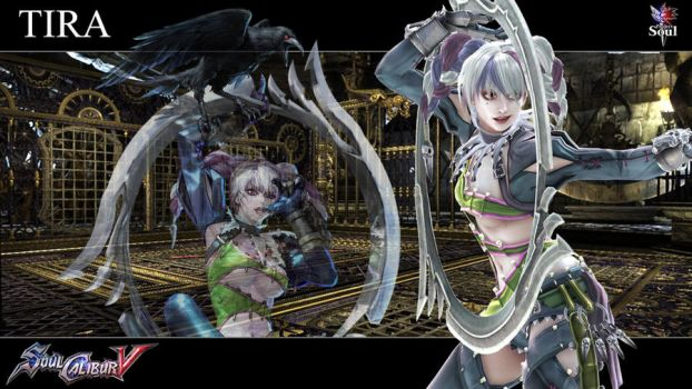 Soulcalibur V Tira Wallpaper by TGrrr89