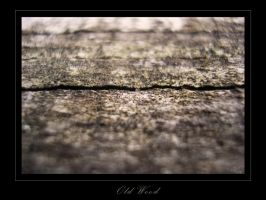 Old wood by VeraCotuna