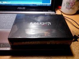 Unlight - real board game by Baka601022