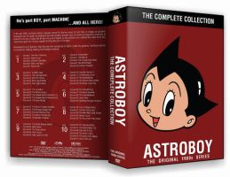 1980's Astroboy collection by finner