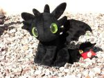 Chibi Toothless by Patchwork-Shark
