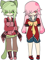Mystery Cake Boxes Adopt! 2 REVEALED part 2 by chuguri