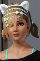 Whatya think about the hair :3 ? by TheSims3KawaiiMaker