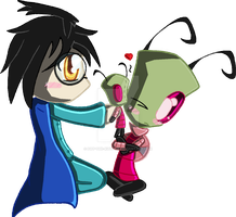 Chibi Doll Love -ZADR- Complete by Pat-The-Kitsune