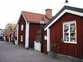 small cottages 03 by malicia-stock