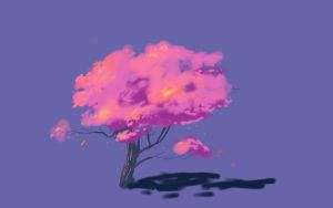 Sketch It tree by Stasushka