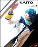 KAITO Vocaloid Cosplay by Allisaer