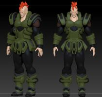 Android 16 wip by ZerocCorez