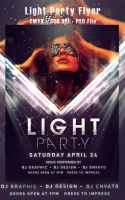 Light-Flyer-preview by HDesign85
