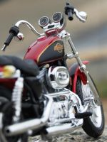 1:18 Harley Sportster XL1200 by Partywave