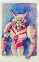Elita Watercolor by CuriousCucumber