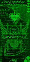 New Deviant ID - Green by IIParadigmII