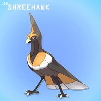 012: Shreehawk by SteveO126
