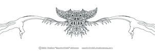 Barong Ket Header by CrookedWolf
