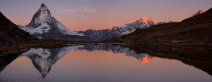 Riffelsee panorama... by vincentfavre
