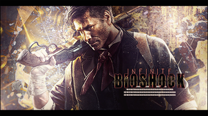 Bioshock Infinite by LotusVEater