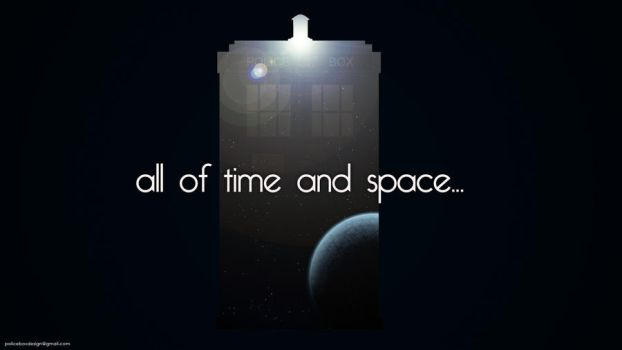 all of time and space... by mk-eoin