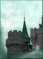 The Green Castle by WDWParksGal
