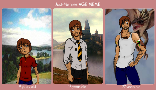 Marcas Age Meme by Wild-Adapted