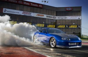 Accelerated Performance Supra by jcreech