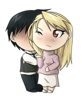 Chibi Royai by kasuria