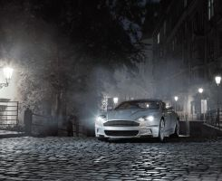 Aston Martin - Sport Car by devinandi