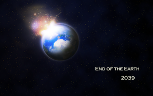 End of the Earth by Rydgel