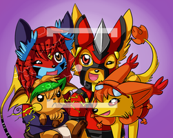 :Collab: The Group Photo by Pikuna