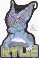 RMFC Badge- Rylie Crux by CanineHybrid